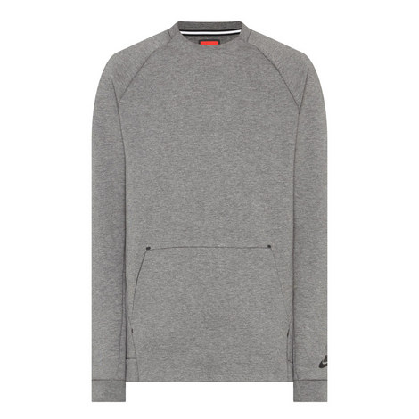 Tech Fleece Crew Neck Sweater, ${color}