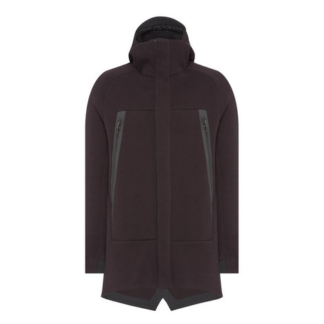Tech Fleece Parka Jacket, ${color}