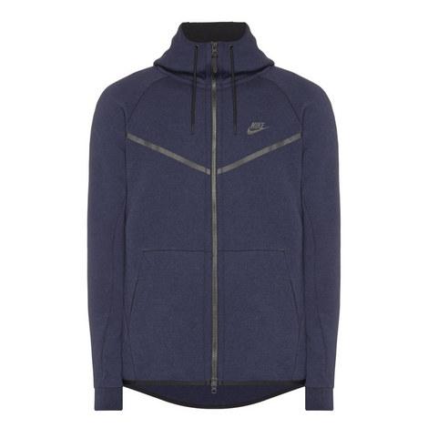 Tech Fleece Wind Runner Sweatshirt, ${color}