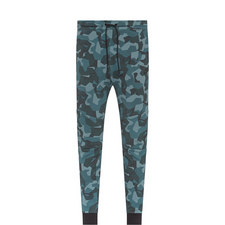Tech Camouflage Jogging Bottoms