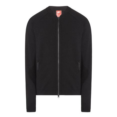 Tech Knit Bomber Jacket, ${color}