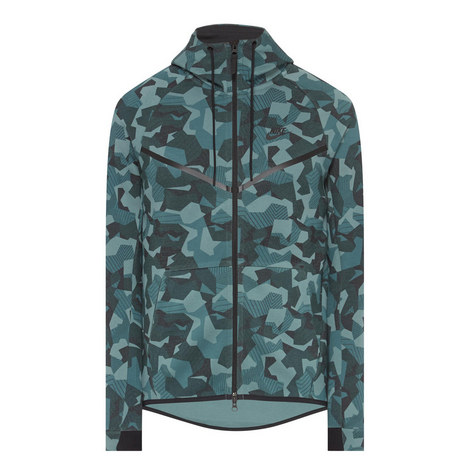 Tech Camouflage Windrunner Hoodie, ${color}