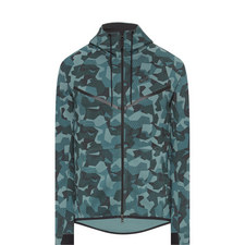 Tech Camouflage Windrunner Hoodie