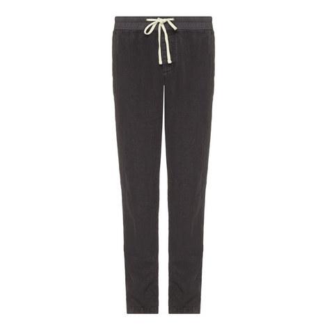 Linen Utility Trousers, ${color}