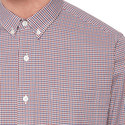 Chest Pocket Gingham Shirt, ${color}