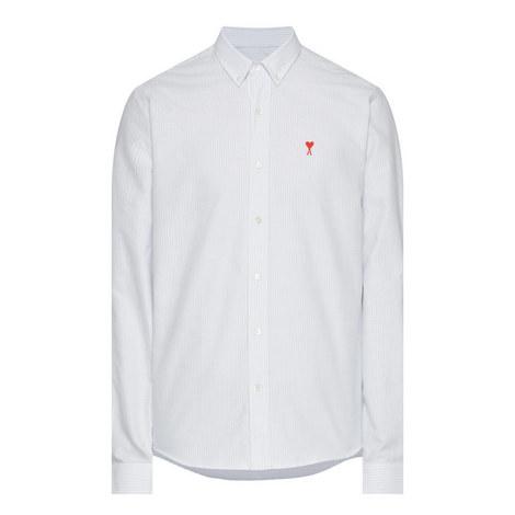 Stripe Oxford Shirt, ${color}