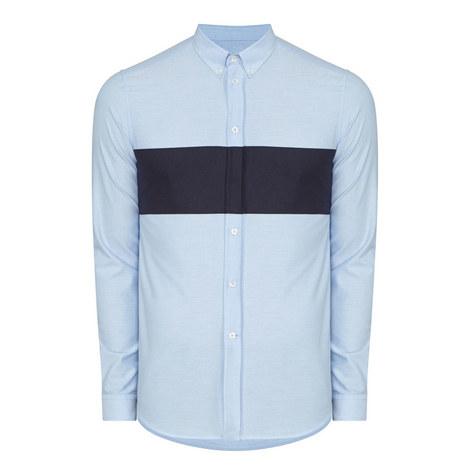 Button-Down Oxford Shirt, ${color}