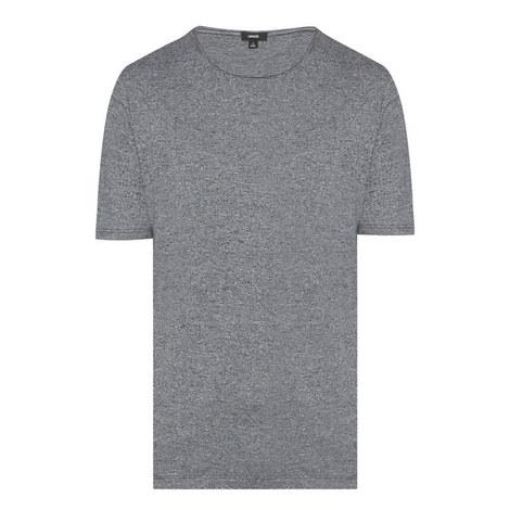 Crew Neck Mélange T-Shirt, ${color}