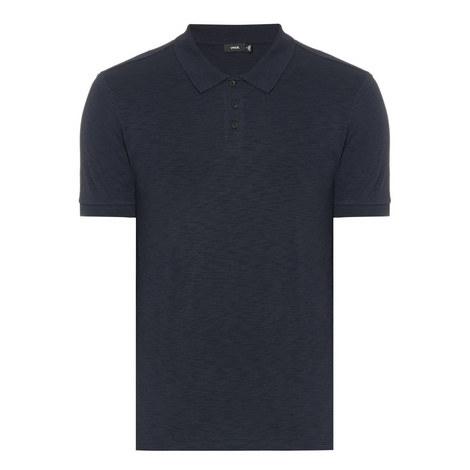 Slub Polo Shirt, ${color}