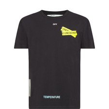 Firetape Arrow Print T-Shirt