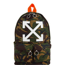 Arrow Camouflage Backpack
