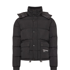 Quote Puffa Down Jacket