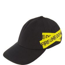 Fire Tape Baseball Cap