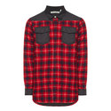 Quilted Flannel Overshirt, ${color}