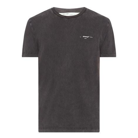 3D Line Slim Fit T-Shirt, ${color}