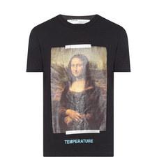 Mona Lisa Short Sleeve T-Shirt