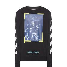 Caravaggio Crew Neck Sweatshirt