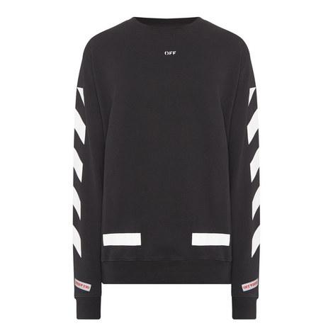 Diagonal Arrow Sweater, ${color}