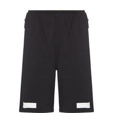 Diagonal Stripe Shorts