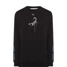 Othello Scorpion Print Sweatshirt