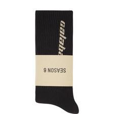 Three-Pack Calabasas Socks