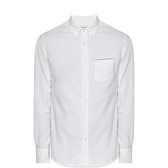 Oxford Selvage Long Sleeve Shirt