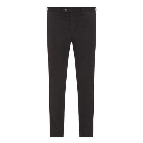 Cotton-Linen Trousers, ${color}