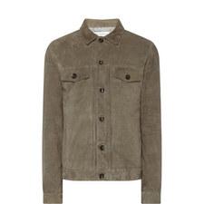 Liam Suede Jacket