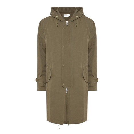 Bradley Hooded Parka Coat, ${color}