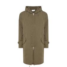 Bradley Hooded Parka Coat