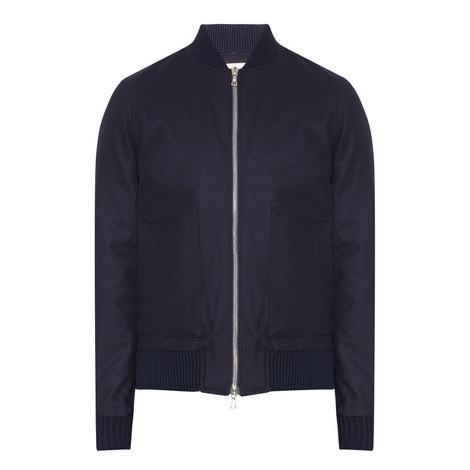 Hugues Bomber Jacket, ${color}