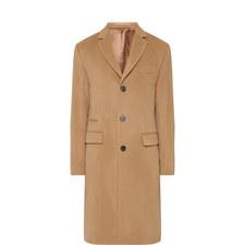 Alfie Wool Overcoat