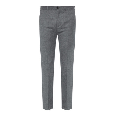 Slim Fit Wool Suit Trousers, ${color}