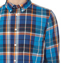 Check Flannel Shirt, ${color}