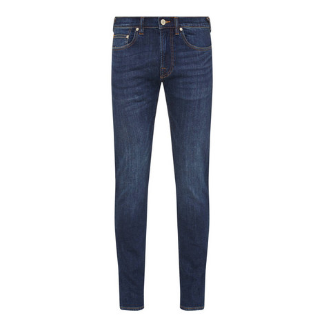 Slim Fit Stretch Jeans, ${color}