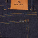 Cuffed Slim Fit Jeans, ${color}