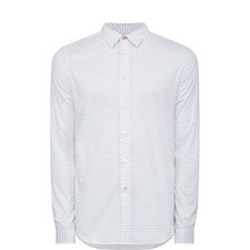 Micro-Print Shirt
