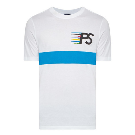 Logo Stripe T-Shirt, ${color}