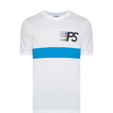 Logo Stripe T-Shirt