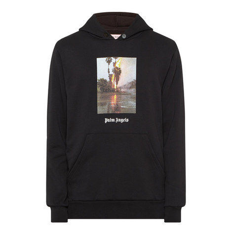 Burning Photo Hoodie, ${color}