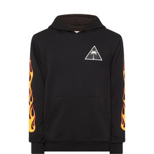 Palm Flames Hoodie