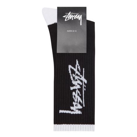 Ribbed Socks, ${color}