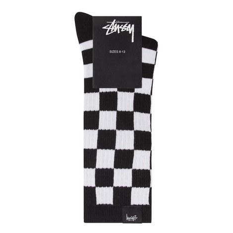 Checker Socks, ${color}