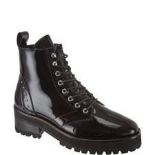 Patent Ranger Boots