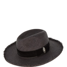 Contemporary Straw Hat