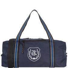 Grosgrain Detail Weekend Bag