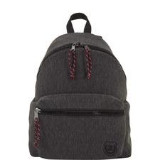 Neoprene-Style Backpack