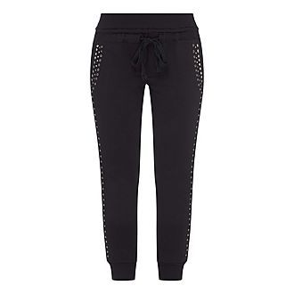 Studded Sweatpants