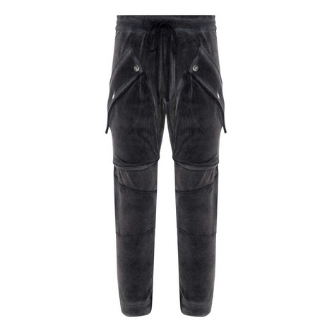Faded Velvet Sweatpants, ${color}