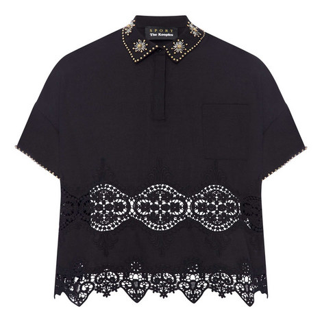 Guipure Top, ${color}